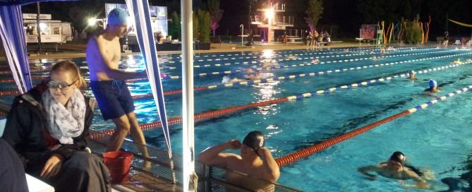 Braunschweig schwimmt nachts