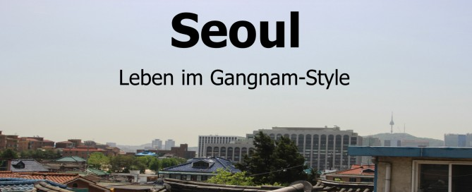 Seoul-Vortrag - Titelbild