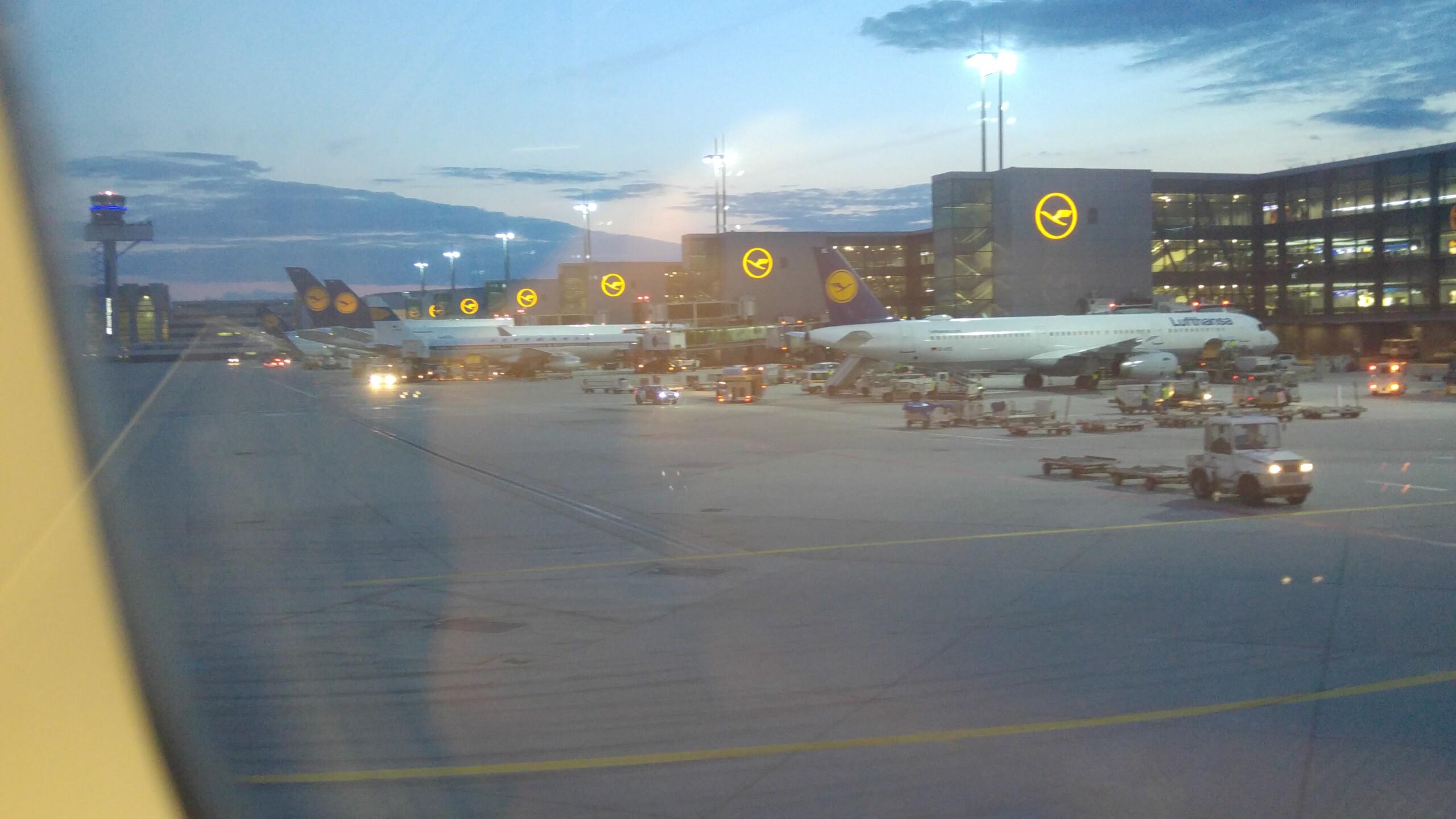 In der Krise: Die Luftfahrt in Rhein-Main