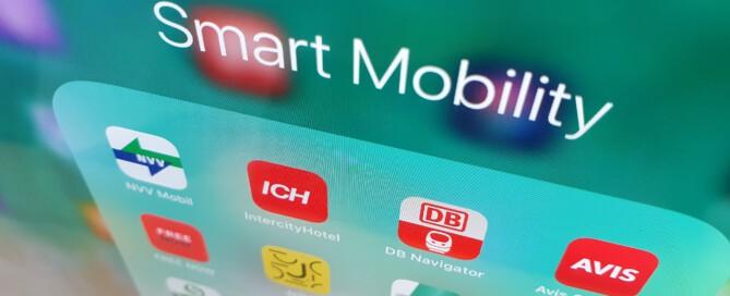 Smart Mobility - Per App reisen