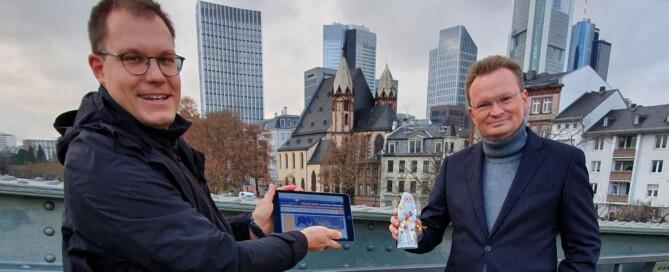Chris-Oliver Schickentanz wird Zweiter bei ARD-Aktienchallenge